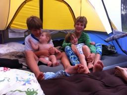 Camping in Michigan